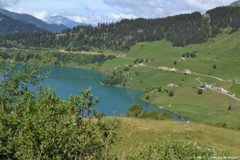 RT05 33 Lac de Roselend J5