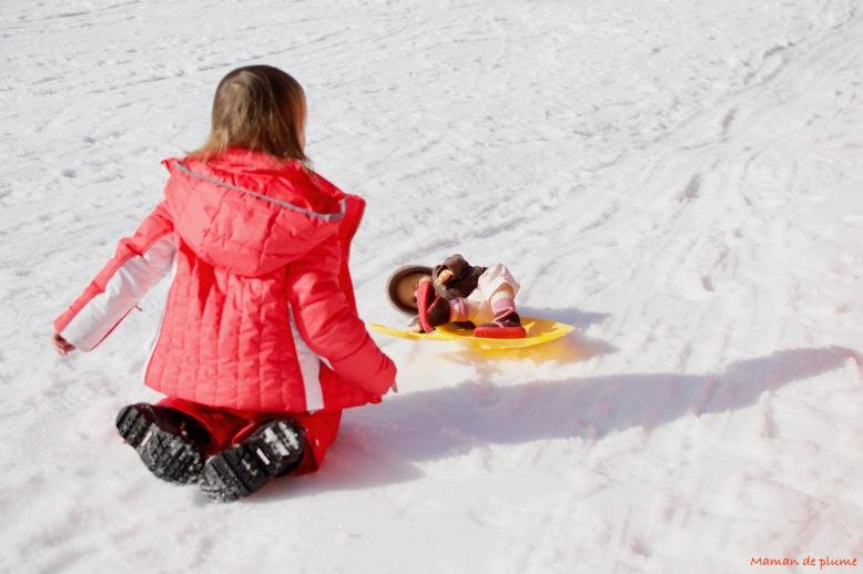 les-enfants-a-la-neige
