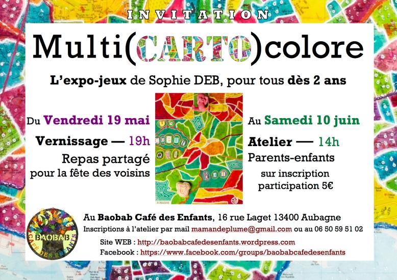 Flyer Expo Baobab