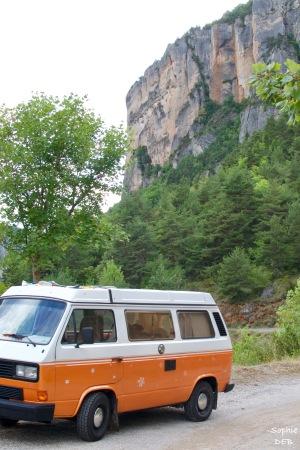 RT15 24 Gorges de la Jonte J15