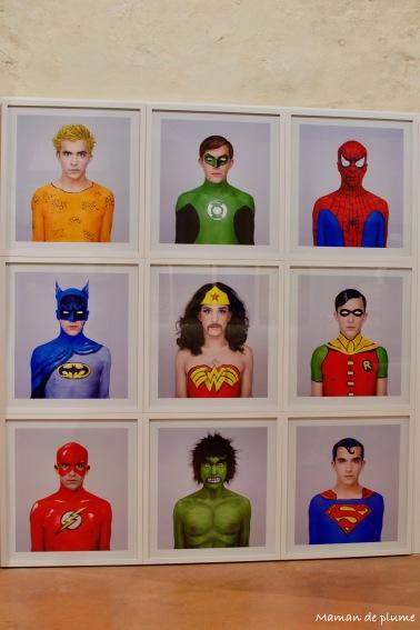 135 Arles superheros